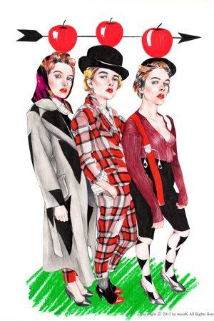 Vivienne Westwood Red label 1