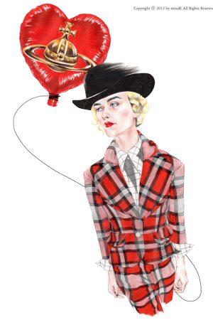 Vivienne Westwood Red label 3