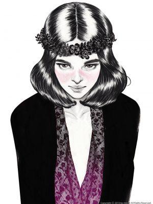 lace lady 1